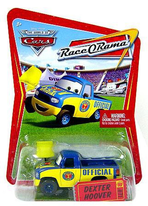 Disney / Pixar Cars The World of Cars Race-O-Rama Dexter Hoover Diecast Car #71