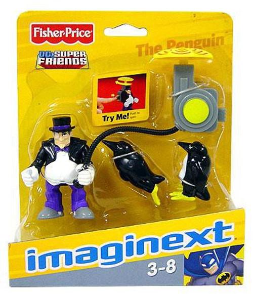 Fisher Price DC Super Friends Imaginext The Penguin 3-Inch Mini Figure