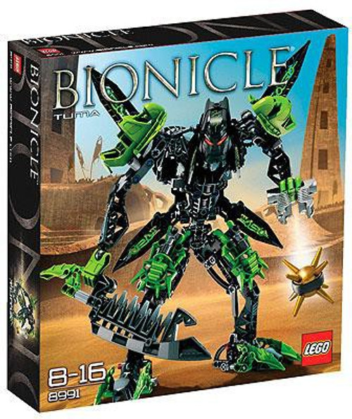 LEGO Bionicle Tuma Set #8991