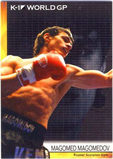 MMA K-1 World GP Magomed Magomedov #28
