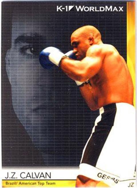 MMA K-1 World GP J.Z. Calvan #57