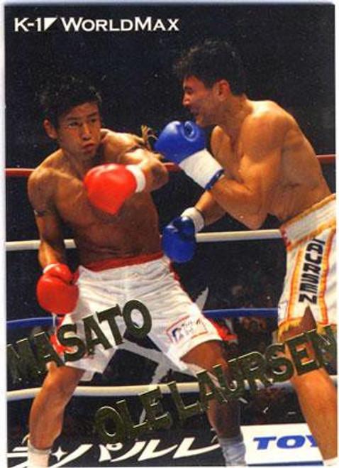 MMA K-1 World GP Masato vs. Ole Laursen BM16