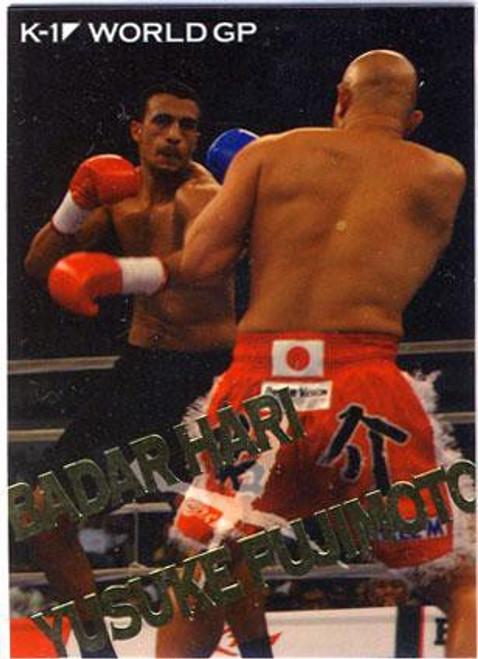 MMA K-1 World GP Badar Hari vs. Yusuke Fujimoto BW13
