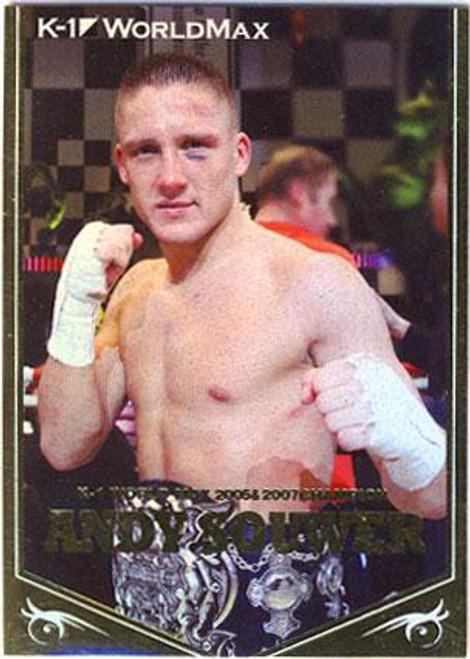 MMA K-1 World GP Andy Souwer CM01