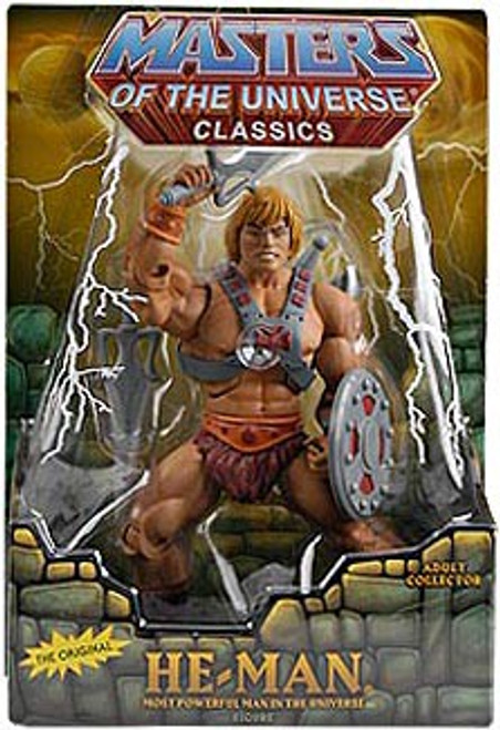 Masters of the Universe Classics Club Eternia He-Man Exclusive Action Figure