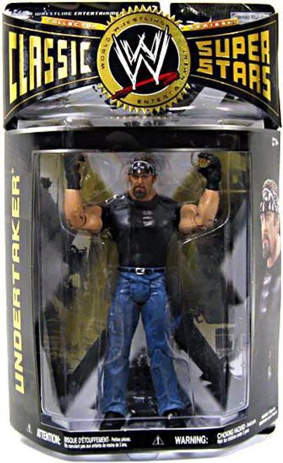 WWE Wrestling Classic Superstars Series 28 Undertaker Action Figure