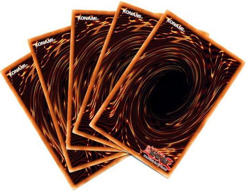 YuGiOh Custom Lot of 5 Foil Single Cards