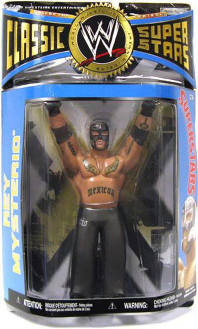 WWE Wrestling Classic Superstars Series 28 Rey Mysterio Action Figure