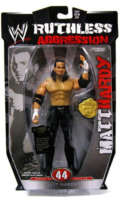 WWE Wrestling Ruthless Aggression Series 44 Matt Hardy Action Figure