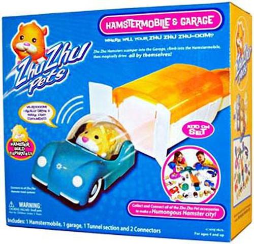 Zhu Zhu Pets Hamstermobile & Garage Playset