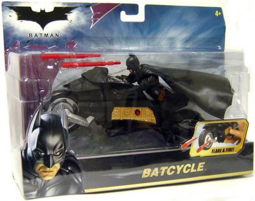 Batman The Dark Knight Batcycle Vehicle