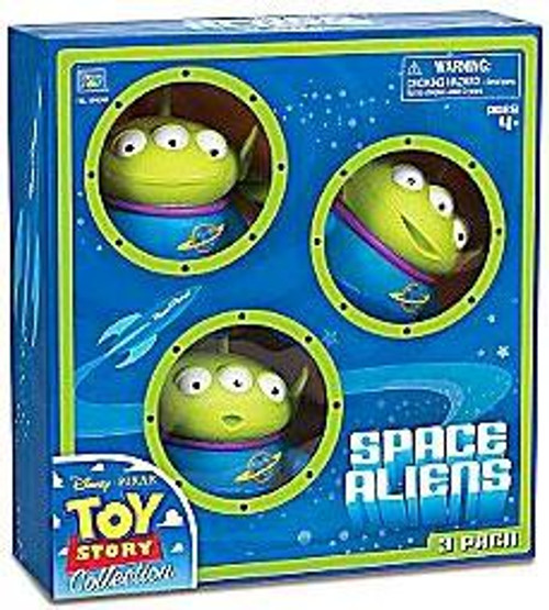 Toy Story Signature Collection Space Aliens Action Figure 3-Pack