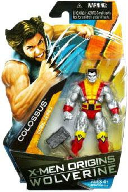 X-Men Origins Wolverine Wolverine Comic Series Colossus Action Figure