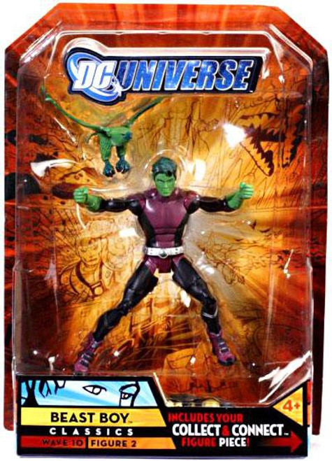 DC Universe Classics Wave 10 Beast Boy Exclusive Action Figure #2