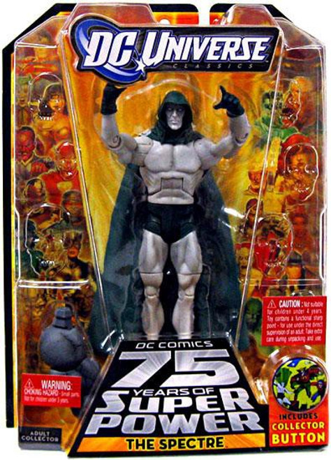 DC Universe 75 Years of Super Power Classics Darkseid Series The Spectre Action Figure