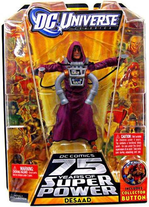 DC Universe 75 Years of Super Power Classics Darkseid Series Desaad Action Figure