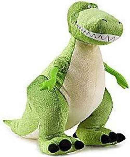 Disney Toy Story Rex Exclusive 12-Inch Medium Plush
