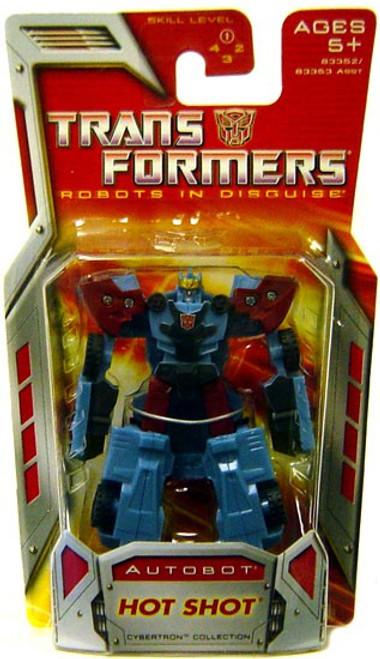 Transformers Robots in Disguise Hot Shot Legend Action Figure
