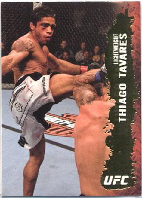 Topps UFC 2009 Round 2 Fighter Thiago Tavares #94