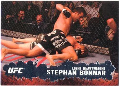 Topps UFC 2009 Round 2 Fighter Stephan Bonnar #98