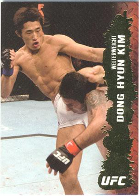 Topps UFC 2009 Round 2 Fighter Dong Hyun Kim #9