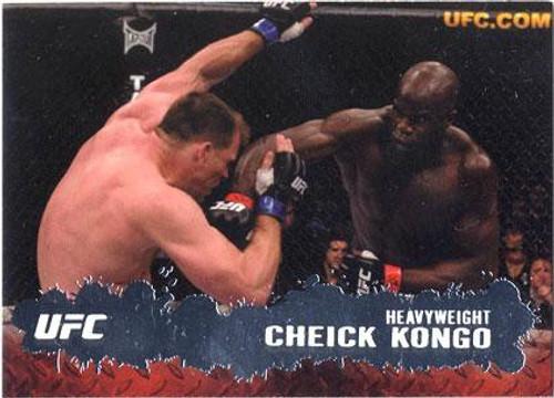 Topps UFC 2009 Round 2 Fighter Cheick Kongo #15
