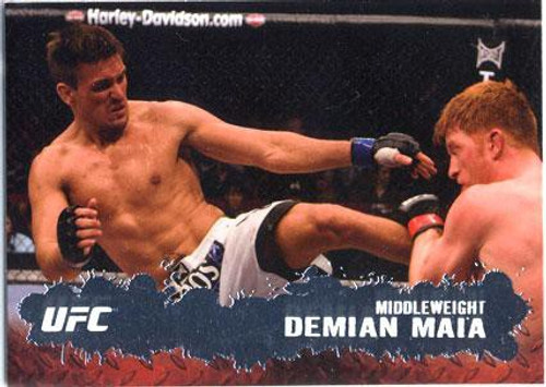 Topps UFC 2009 Round 2 Fighter Demian Maia #54