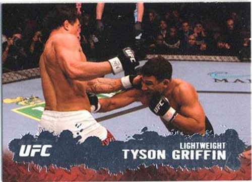Topps UFC 2009 Round 2 Fighter Tyson Griffin #60