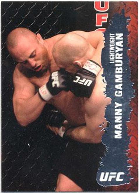 Topps UFC 2009 Round 2 Fighter Manny Gamburyan #66
