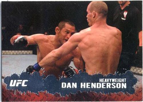 Topps UFC 2009 Round 2 Fighter Dan Henderson #67