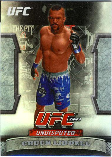 Topps UFC 2009 Round 2 Greats of the Game Chuck Liddell GTG-1