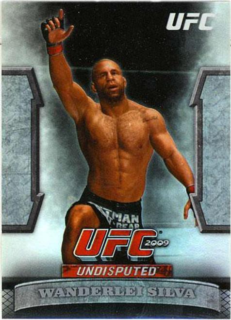 Topps UFC 2009 Round 2 Greats of the Game Wanderlei Silva GTG-2