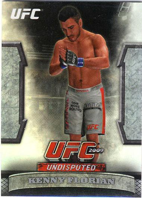 Topps UFC 2009 Round 2 Greats of the Game Kenny Florian GTG-5