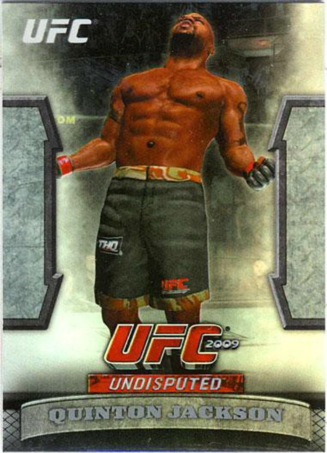 Topps UFC 2009 Round 2 Greats of the Game Quinton Jackson GTG-6