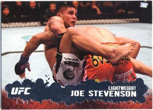 Topps UFC 2009 Round 2 Fighter Joe Stevenson #83