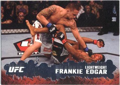 Topps UFC 2009 Round 2 Fighter Frankie Edgar #88