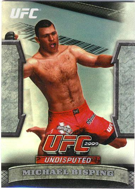 Topps UFC 2009 Round 2 Greats of the Game Michael Bisping GTG-11