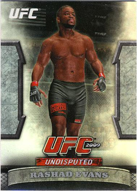 Topps UFC 2009 Round 2 Greats of the Game Rashad Evans GTG-14