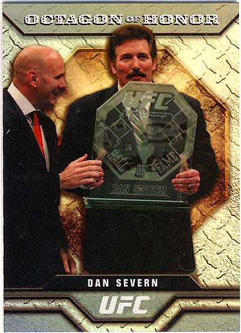 Topps UFC 2009 Round 2 Octagon of Honor Dan Severn OOH-3