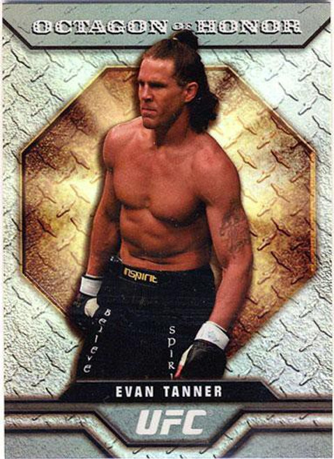 Topps UFC 2009 Round 2 Octagon of Honor Evan Tanner OOH-7