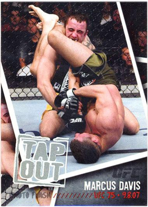 Topps UFC 2009 Round 2 Photo Finish Marcus Davis PF-5
