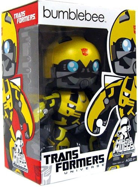 Transformers Mighty Muggs Bumblebee Exclusive Vinyl Figure