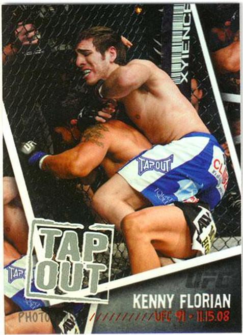 Topps UFC 2009 Round 2 Photo Finish Kenny Florian PF-22