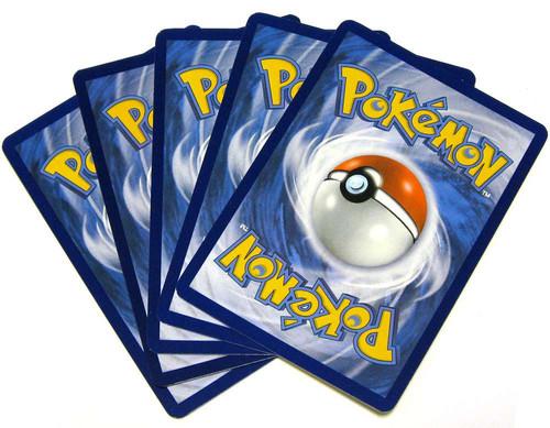 Pokemon Trading Card Game 5-Card Custom Foil Lot