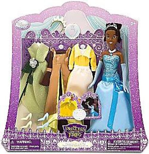 Disney The Princess and the Frog Princess Tiana & Wardrobe Exclusive Doll Playset