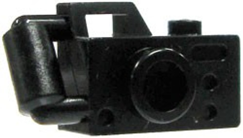 LEGO City Items Black Camera [Version 1 Loose]