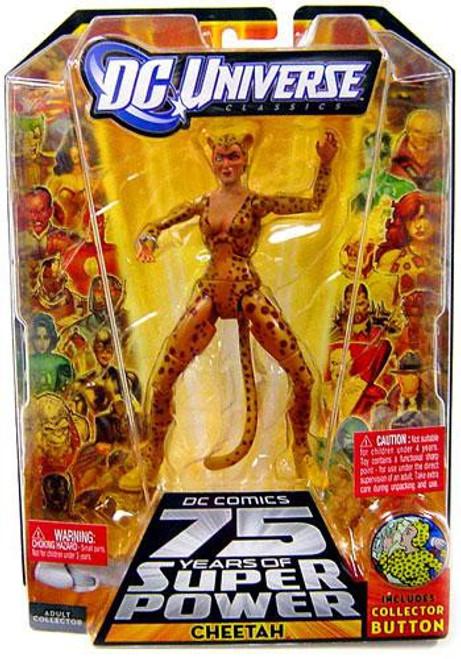 DC Universe 75 Years of Super Power Classics Trigon Series Cheetah Action Figure [Golden Age]