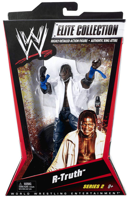 WWE Wrestling Elite Collection Series 2 R-Truth Action Figure