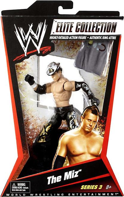 WWE Wrestling Elite Collection Series 3 The Miz Action Figure