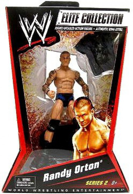 WWE Wrestling Elite Collection Series 2 Randy Orton Action Figure